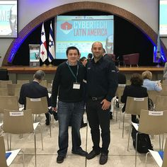 #Tech Good to exchange perspectives w/ Claudio Caracciolo from @elevenpaths The #security company of @movistarpanama #travel #tourism #technology #apple #business #smartphone #design #electronics #instagram #computer #internet #entrepreneur #equipment #startup #gadget #photooftheday #digital
