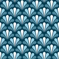 splash 1in3 - man overboard fabric by sef on Spoonflower - custom fabric