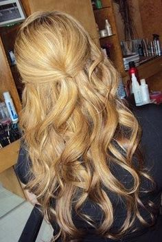 blonde hair with twist | Hairstyles and Beauty Tips