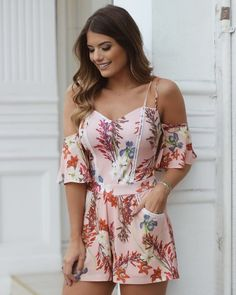 Rissa xo Dressy Outfits, Cute Summer Outfits, Casual Dresses, Fashion Dresses, Cute Outfits, Girl Fashion, Womens Fashion, Playsuits, Jumpsuits