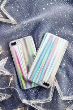 Laser Hologram iphone 6, iphone 6 plus, iphone 7 & iphone 7 plus protective Case For cute girls.