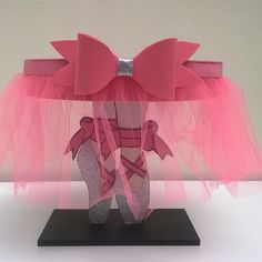 Creative ideas about paper crafts and pop up cards ideas. Ballerina Birthday Parties, Barbie Birthday, Pink Birthday, First Birthday Decorations, Birthday Crafts, Diy And Crafts, Crafts For Kids, Paper Crafts, Ballerina Room