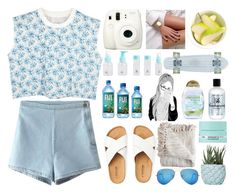 """""""You are my sunshine"""" by theemilyntrend ❤ liked on Polyvore featuring Fuji, Daphne, Organix, Bumble and bumble, KORA Organics by Miranda Kerr, Ray-Ban, Chen Chen & Kai Williams and emilysclassics"""