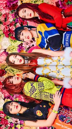 Red Velvet - Rookie (Part Kpop Girl Groups, Korean Girl Groups, Kpop Girls, Good Girl, Park Sooyoung, Christina Aguilera, Rookie Red Velvet, Red Velvet Band, Black Velvet