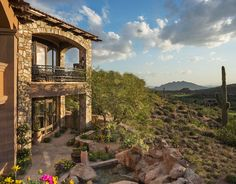 Saguaro Forest VII by Urban Design Associates 8 Remarkable Home Overlooking a Golf Course in Arizona Where Life Unravels Differently