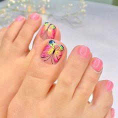 Feet Nail Design, Young Nails, Autumn Nails, Cute Animal Photos, Nail Tools, Nails Inc, Coffin Nails, Manicure, Nail Designs