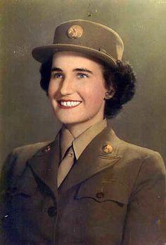 WAC Helen M. Latt (Alabama) ~