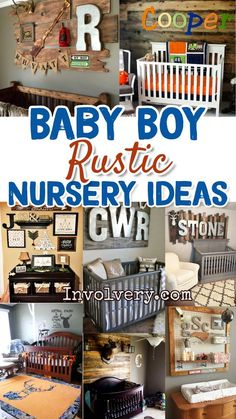 Rustic Nursery Themes PICTURES & Nursery Decor Ideas (May 2018