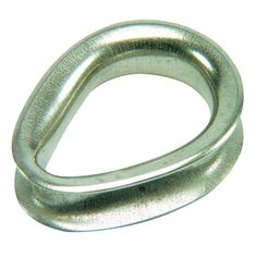 """Ronstan Sailmaker Stainless Steel Thimble - 4mm(5/32"""") Cable Diameter"""