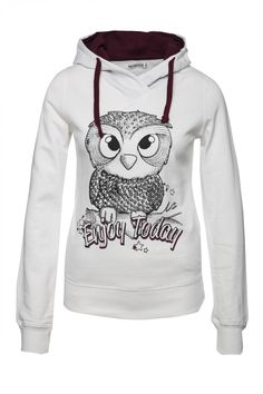 Sweatshirt with print Terranova