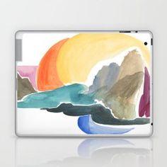 Cool Coast Laptop & iPad Skin