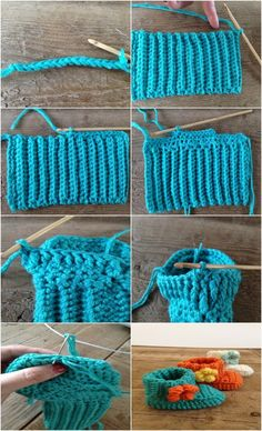 I want to learn more to knit to make cute booties! Crochet For Kids, Diy Crochet, Crochet Crafts, Yarn Crafts, Crochet Projects, Knitted Booties, Crochet Baby Shoes, Crochet Baby Booties, Diy Knitting Slippers
