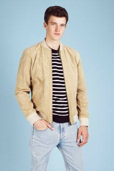 A.P.C. | Spring 2014 Menswear Collection | Style.com