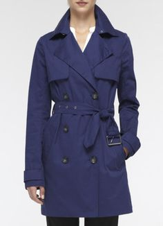 have one similar darker navy, great for spring