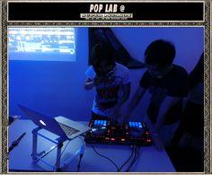 PIONEER DDJ SR PIONEER DJ WEGO 2 Controllers DJ Workshop POP STUDIO by POP TRASH  https://www.facebook.com/poptrash https://www.facebook.com/super0sg