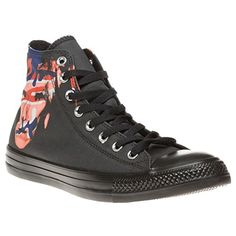 Converse Unisex Chuck Taylor All Star Andy Warhol Hi BlackRedBlue 149486C 10 MenWomen 12 ** Be sure to check out this awesome product.