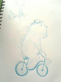 Elisa Boldrin sketch