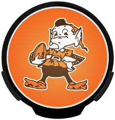 NFL Cleveland Browns LED Power Decal *** You can find out more details at the link of the image.