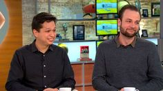 "More than 150 million users have logged on to discover inspiration on Pinterest. The company has just introduced a new visual way to search called Pinterest Lens, which allows you to find new ideas by taking a photo. Co-founders Ben Silbermann and Evan Sharp join ""CBS This Morning"" to show how the new feature works."