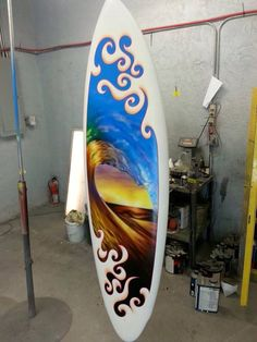 Surfing holidays is a surfing vlog with instructional surf videos, fails and big waves Surfboard Painting, Surfboard Art, Wind Surf, Tiki Tattoo, Underwater Art, Surf Design, Skateboard Design, Airbrush Art, Water Photography