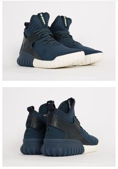 adidas Originals Tubular X: Navy/White || Follow @filetlondon for more street style #filetlondon
