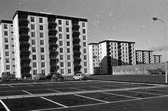 St Michael's Estate, Inchicore, Photo Engraving, Michael S, Dublin City, City Council, Dublin Ireland, Old Photos, Skyscraper, Multi Story Building, 1970s