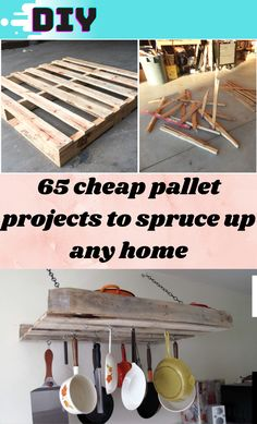Diy Pallet Furniture, Diy Furniture Projects, Pallet Home Decor, Diy Interior, Diy Organization, Organizing, Diy Holz, Pallet Crafts, Diy Pallet Projects