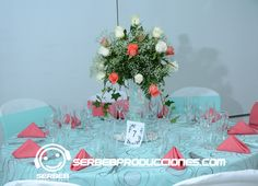Tendencias Decoración Fiestas de 15 Años en Cali, Fiestas Temáticas 15 Años Cali www.serbebproducciones.com