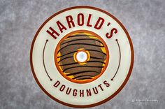 Our Eyes Upon Missouri: Harold's Doughnuts, Downtown Columbia, MO