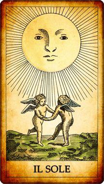 tarot o sol The Sun Tarot Card, Tarot Significado, Vintage Tarot Cards, Tarot Card Tattoo, Free Tarot Reading, Tarot Major Arcana, Tarot Card Meanings, Sun Art, Oracle Cards