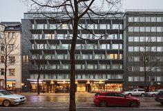 Hotel Indigo Helsinki / Arkkitehdit Soini & Horto