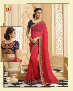 Bollywood Traditional Sari Indian Designer Party Ethnic Pakistani Wedding Saree…