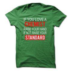 chemist - chemist (Chemist Tshirts)