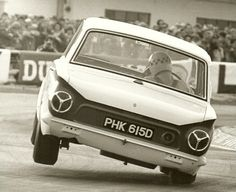 Full Tilt - Lotus Cortina