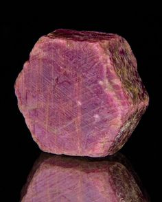 Ruby -This looks like the kind of rubies we find during our gem hunts in Western NC.
