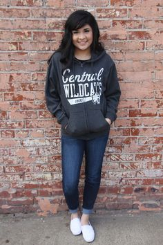 Central Washington University Full Zip from the Wildcat Shop! Taken by: Kailin Chase