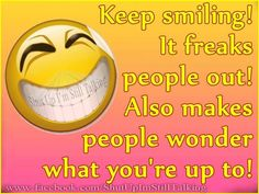 145 Best Smilekeep Them Wondering Images Happiness Smile