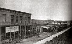El Paso, Texas - 1881 - Keeping The Peace: Tales From The Old West