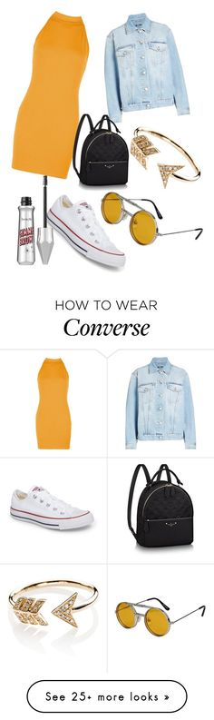 """"" by alisoon02 on Polyvore featuring Boohoo, Alexander McQueen, Converse, Spitfire and EF Collection"