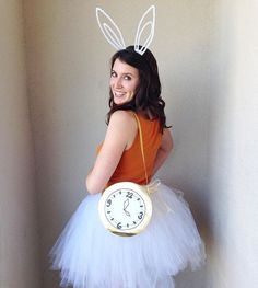 "The White Rabbit from ""Alice in Wonderland"""