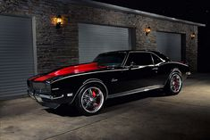 Mac's 68 Camaro by Garrett Wade (v2lab), via Flickr