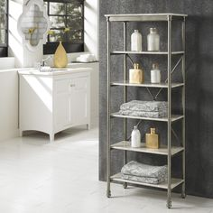 Home Styles The Orleans Six Tier Shelf | Wayfair