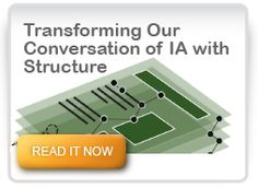 Read: Transforming Our Conversation of Information Architecture with Structure
