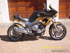 1995 Yamaha TDM 850