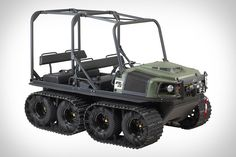 With global warming increasing average temperatures every single year, maybe I should give up my snowmobiling hobby and move to the Argo 8x8 XTi ATV utility that is both family friendly and probably as easy to get wherever I might be wanting to go in California.  Thoughts?