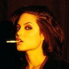 vintagesalt:  Angelina Jolie || 1997