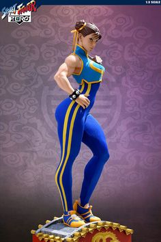 Those muscles 😍 Anime Figures, Action Figures, Character Art, Character Design, Street Fighter Characters, Super Street Fighter, Street Fights, Figure Poses, Chun Li