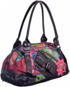 Desigual női táska | Desigual Webáruház | Neszeszerek, oldaltáskák Webáruház | Lifestyleshop.hu Gym Bag, Bags, Fashion, Purses, Moda, Fashion Styles, Duffle Bags, Taschen, Totes
