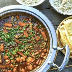 Chickpea and Veggie Curry – Vegan Easy Vegetable Recipes, Vegetarian Recipes, Cooking Recipes, Veggie Meals, Vegan Meal Plans, Vegan Curry, Daily Meals, Vegan Dishes, Meal Planning