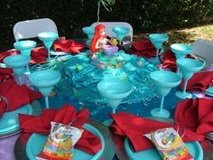 Little Shindigs: Mermaid party